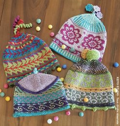 Kits bonnets enfants